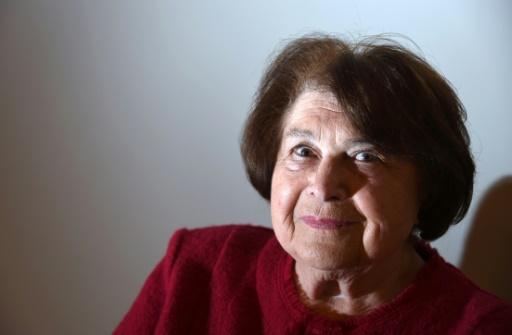 L'ancienne déportée Ida Grinspan est décédée
