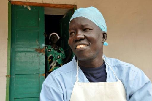 Le prestigieux prix Nansen de l'ONU pour un chirurgien sud-soudanais