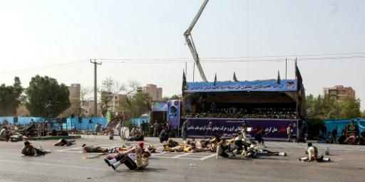 L'attentat d'Ahvaz est l'oeuvre de séparatistes jihadistes, dit l'Iran