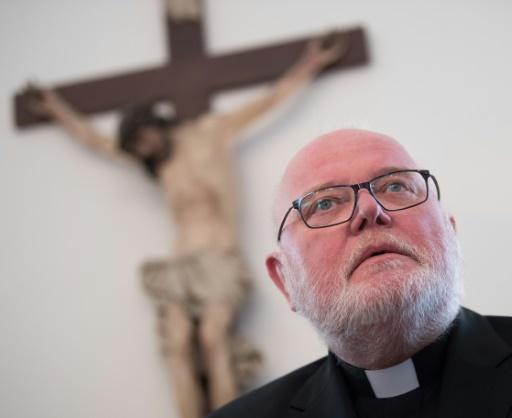 Abus sexuels : l'Eglise catholique allemande présente ses excuses aux victimes