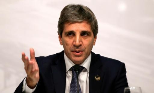 Argentine : démission surprise du gouverneur de la banque centrale