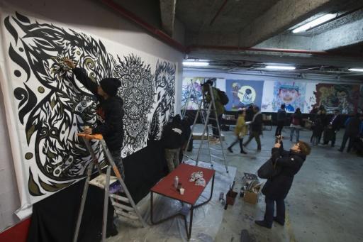 Avec le street art, l'Hôtel Drouot se lance dans les ventes sans enchères