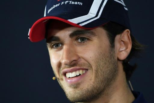 F1: l'Italien Giovinazzi remplacera le Suédois Ericsson chez Sauber en 2019