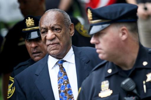 L'acteur Bill Cosby condamné à une peine de 3 à 10 ans de prison