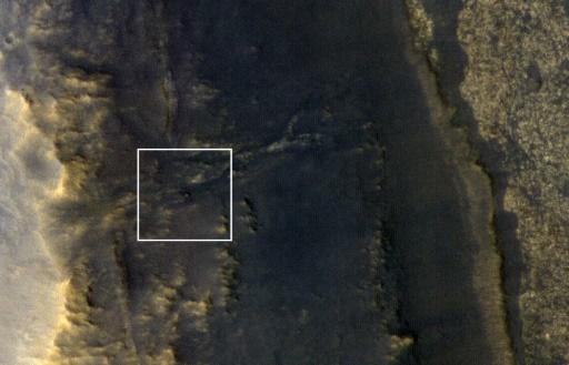 La Nasa voit son robot en panne sur Mars, mais ne l'entend toujours pas