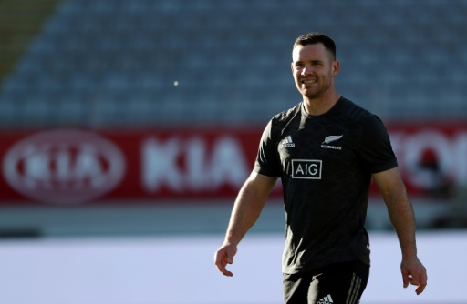 All Blacks: Crotty veut