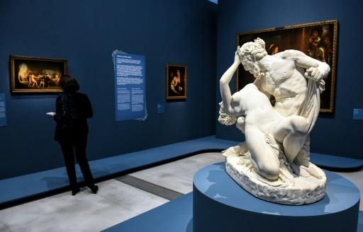 Au Louvre-Lens, une histoire des manières d'aimer depuis l'Antiquité