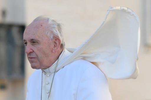 Le pape François appelle les catholiques chinois à la
