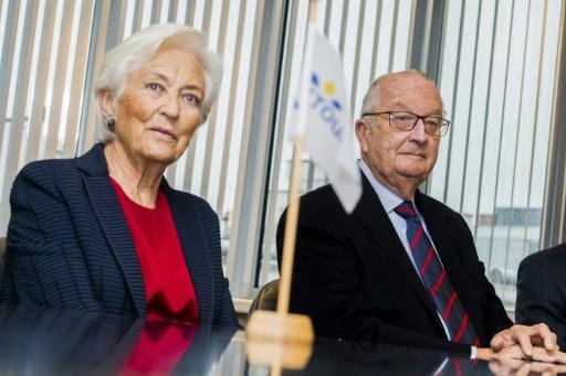 Belgique: la reine Paola hospitalisée à Bruxelles après un malaise à Venise