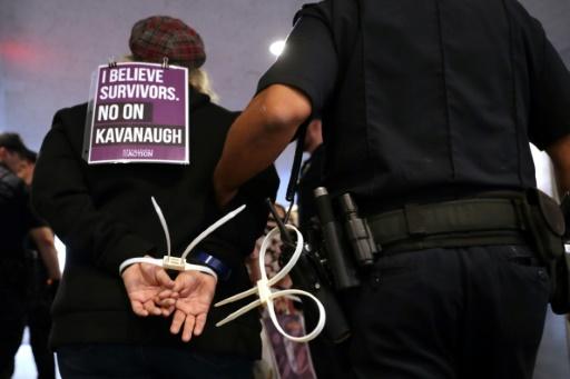 USA: le juge Kavanaugh aux prises avec de nouvelles accusations d'abus sexuels