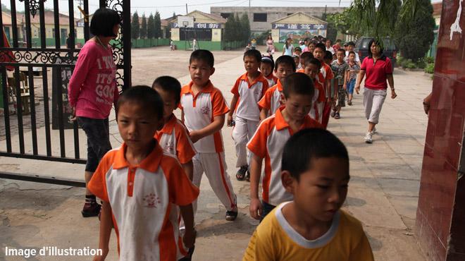 Chine: le tueur d'enfants a été exécuté
