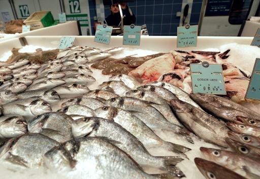 Les consommateurs de poisson n'ont pas encore le réflexe