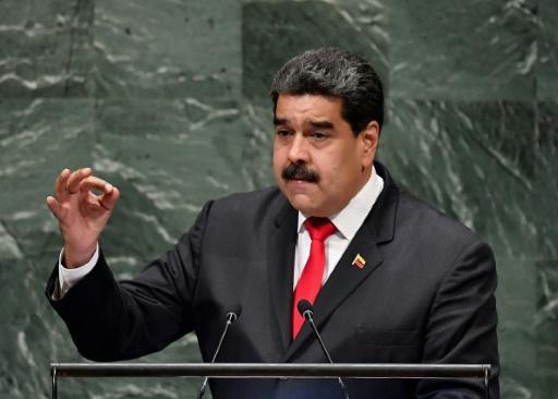 Maduro propose à Trump de le rencontrer malgré des