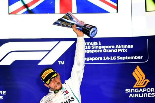 F1: Hamilton à l'attaque au GP de Russie, Vettel en défense