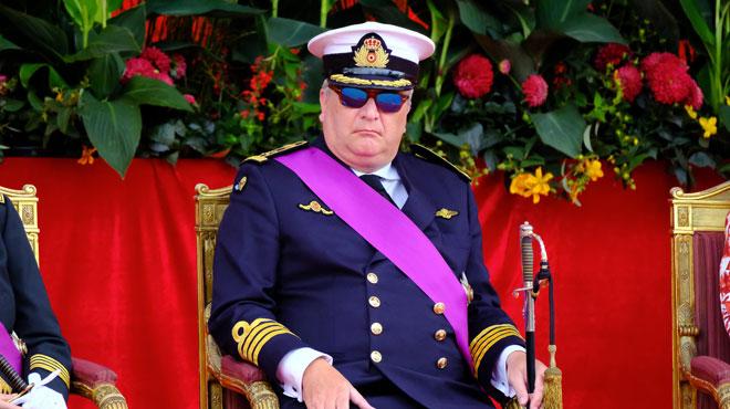 L'avocat du prince Laurent a envoyé la requête en annulation de la réduction de dotation
