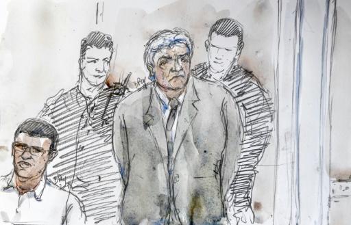 Avec aplomb, Janowski nie avoir commandité l'assassinat d'Hélène Pastor