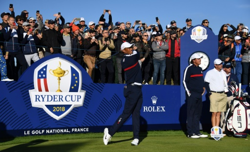 Ryder Cup: le