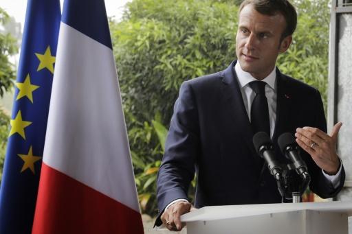 Antilles: le plafond de l'abattement fiscal va diminuer, annonce Macron