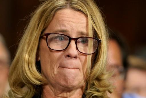 Cour suprême: Christine Blasey Ford, l'accusatrice