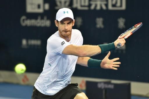Tennis: Andy Murray veut