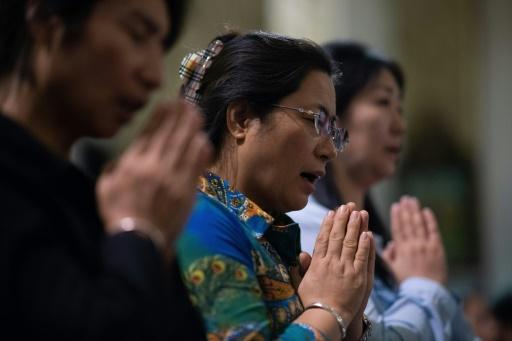 Délicats pourparlers pour une reconnaissance des évêques clandestins par Pékin