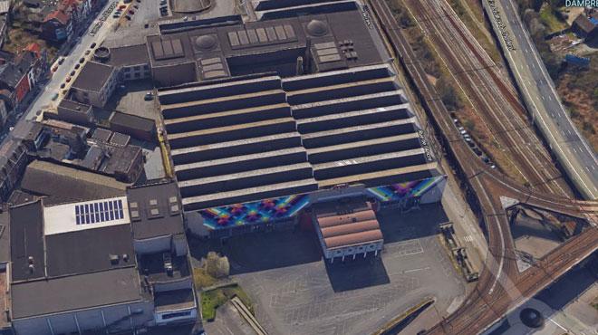 Des scellés posés sur le chantier de Charleroi-Expo: plusieurs salons menacés