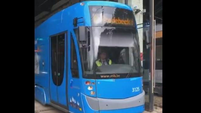 La STIB dit adieu à la ligne 94 et présente la nouvelle ligne 8 (vidéo)