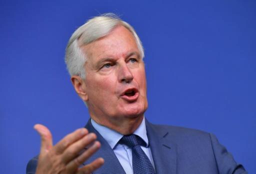Commission européenne: Barnier renonce à être candidat au sein du PPE