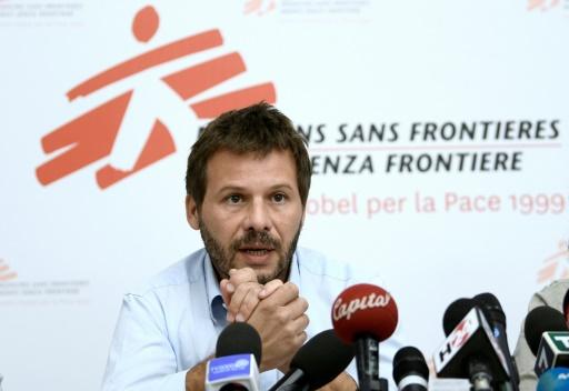 SOS Méditerranée appelle à une mobilisation citoyenne pour