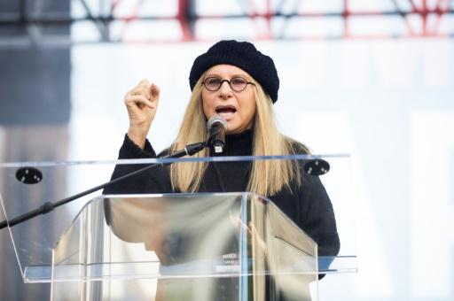 Barbra Streisand revient avec un nouvel album et une chanson anti-Trump