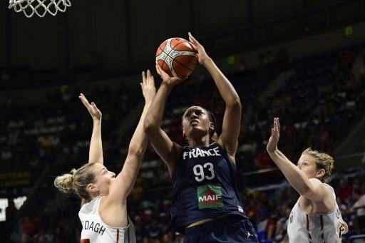 Basket: le rêve brisé des Françaises au Mondial
