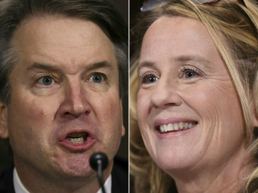 Affaire Kavanaugh: