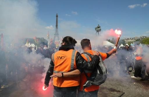 Syndicats SNCF: après l'unité dans la grève, l'affrontement dans les urnes