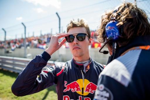 F1: Daniil Kvyat retrouvera Toro Rosso en 2019