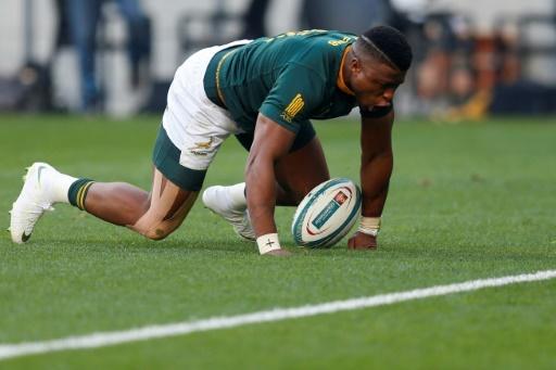 Rugby Championship: l'Afrique du Sud confirme contre l'Australie