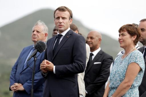 Européennes : Macron va