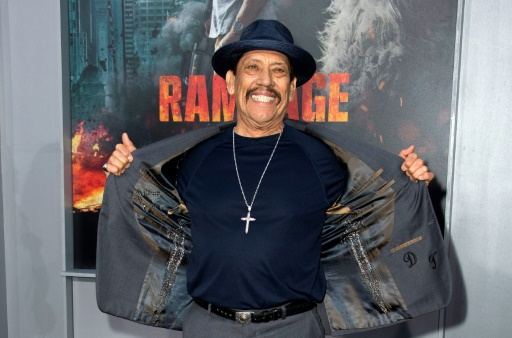 "From prison to Hollywood: Danny Trejo, the eternal evil Latin American cinema ""title ="" From prison to Hollywood: Danny Trejo, the eternal evil Latin American cinema ""/><p> At 74, Danny Trejo shot in more than 370 movies VALERIE MACON</p></p></div><div id="