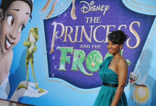 La princesse Tiana