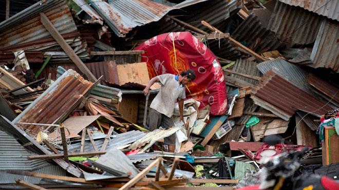 Indonésie : le bilan passe à 832 morts, 3 Français portés disparus