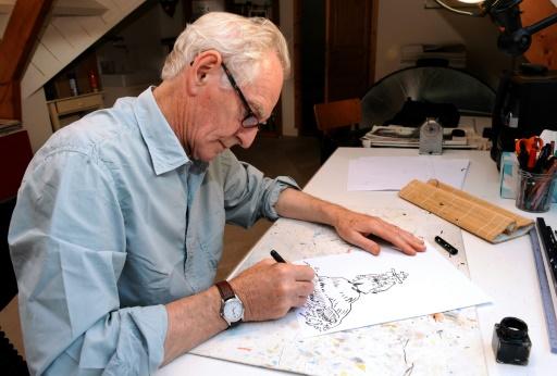 Mort du dessinateur René Pétillon, auteur de