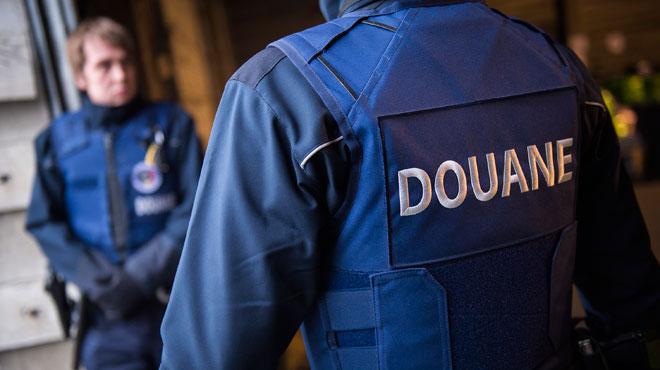 27 kg de pilules d'ecstasy découverts dans une valise: 4 individus arrêtés par la douane du Brussels Airport