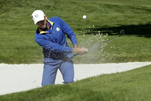 Ryder Cup: Sergio Garcia au sommet de l'Europe