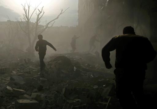 Syrie: septembre, mois le moins meurtrier pour les civils depuis 2011