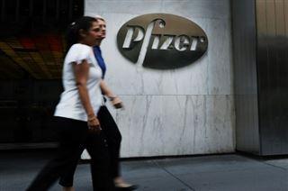 Le laboratoire Pfizer change de patron, dans la continuité