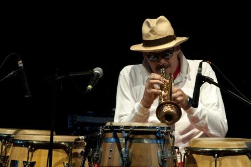 Mort du musicien de jazz Jerry Gonzalez à Madrid