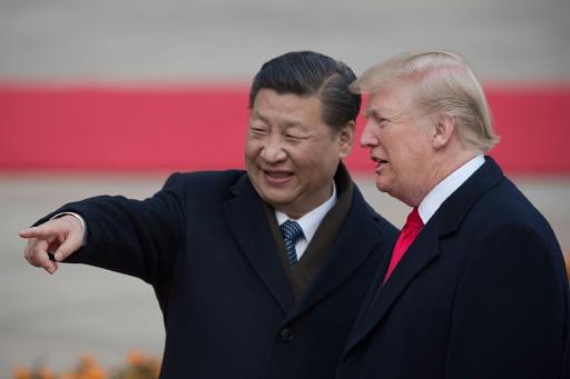 Donald Trump enterre la hache de guerre avec le Canada, pas avec la Chine