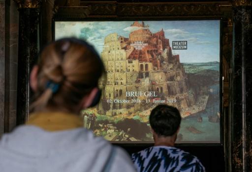 Pieter Bruegel l'Ancien au coeur d'une monographie inédite, à Vienne