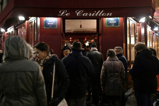 Attentats 13-Novembre: 18 mois ferme requis contre Alexandra D., fausse victime du Carillon
