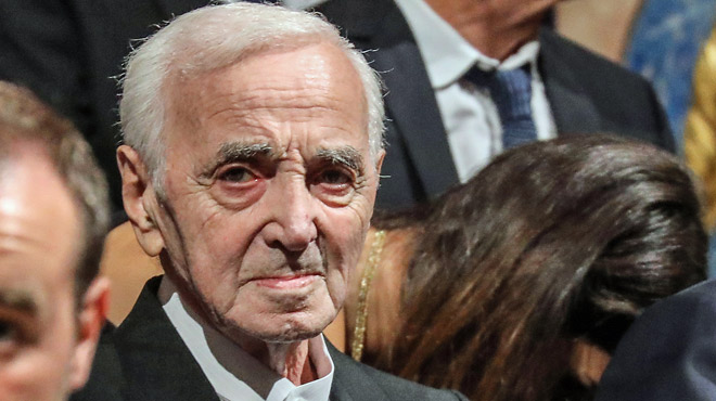 L'autopsie de Charles Aznavour a eu lieu: