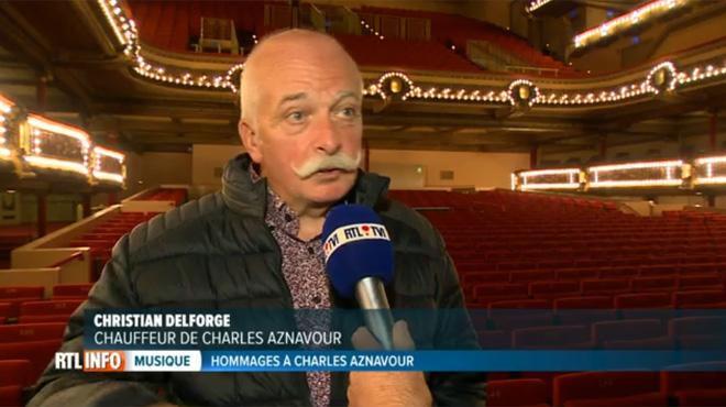 Christian, chauffeur, accompagnait Charles Aznavour partout: il livre un témoignage touchant sur son ancien